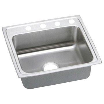 Elkay Lrad2521502 Single Lusterstone Sink Bowl