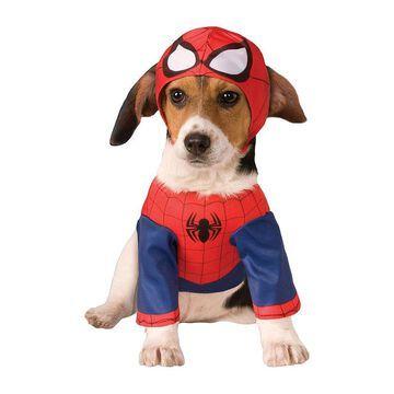 Buyseasons Spiderman Pet Costume