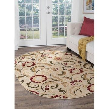 Bliss Rugs Wilkes Transitional Area Rug