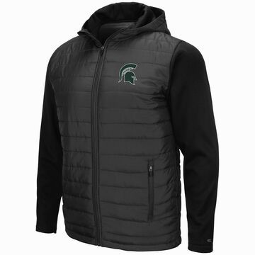 Mens NCAA Michigan State Spartans Everest Full Zip Jacket