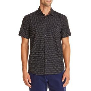 Tallia Men's Dot Shirt