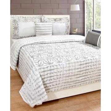 Home Dynamix Sohome Studio 3-Piece 100% Cotton Queen Duvet Set Bedding