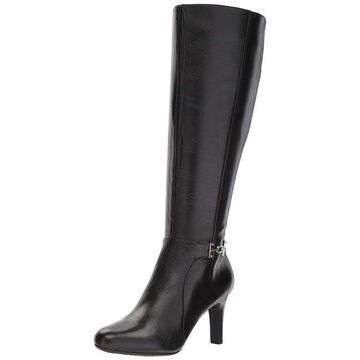 Bandolino Womens lamariw Almond Toe Knee High Fashion Boots