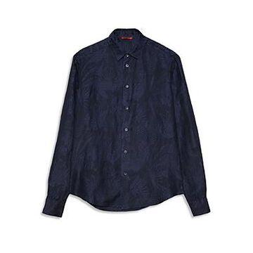 Barena Coppi Mismas Slim Fit Button Down Shirt