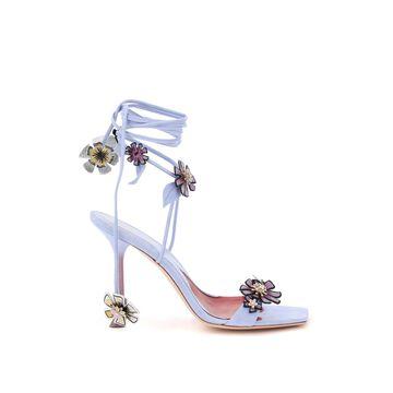 Roger vivier vivier blossom 100 sandals