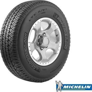 Michelin LTX A/T2 All-Season Radial Tire - 245/65R17 107S