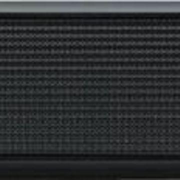 LG - 2.0-Channel Soundbar with 40-Watt Digital Amplifier - Black