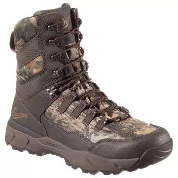 Danner Vital Waterproof Hunting Boots for Men - TrueTimber Kanati - 11M