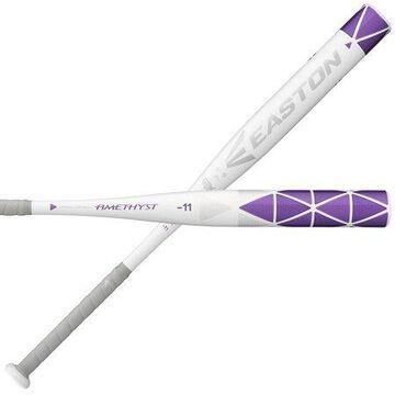 EASTON AMETHYST -11, Fastpitch Softball Bat, 31