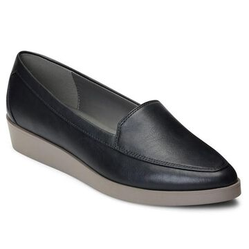 A2 by Aerosoles Clever Women's Wedge Loafer Flats