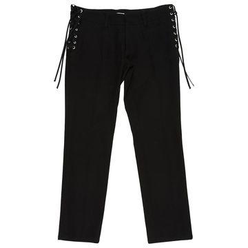 Vanessa Bruno Black Viscose Trousers