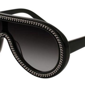 Stella McCartney SC0042S 001 Womenas Sunglasses Size 131 - Free RX Lenses