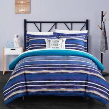 Chic Home Karan 6 Pc Twin Duvet Set Bedding