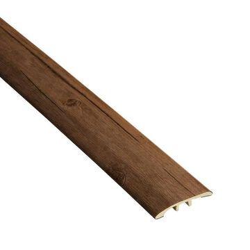 Shaw 1.75-in x 72-in Oak Reducer Floor Moulding