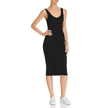 Enza Costa Midi Tank Dress