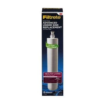 Filtrete Advanced Under Sink Replacement Filter