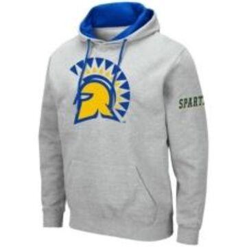 Colosseum Men's San Jose State Spartans Big Logo Hoodie