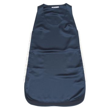 T By Alexander Wang Blue Polyester Dresses