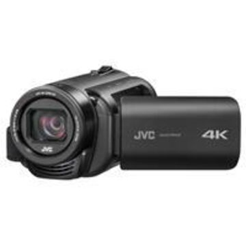 JVC EverioR GZ-RY980HUS Quad-Proof 4K Camcorder with 10x Optical Zoom, Black