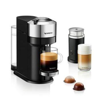 by De'Longhi Vertuo Next & Aeroccino Milk Frother Coffee Maker