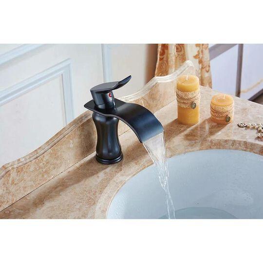 SuperBrite ORB Waterfall Bathroom F