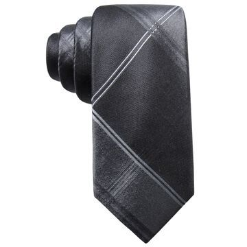 Ryan Seacrest Distinction Mens Exploded Plaid Self-tied Necktie