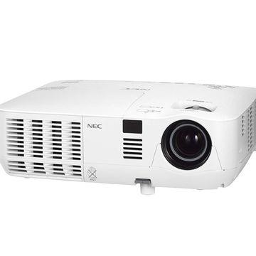 NEC NP-V300X XGA 1024 x 768 3000 Lumens DLP High-Brightness Mobile Projector