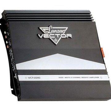 Lanzar 2000W 2 Channel High Power Mosfet Amplifier