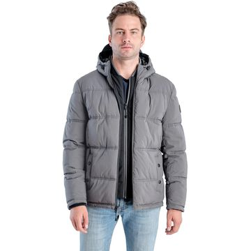 Men's TOWER By London Fog Quilted Puffer Jacket