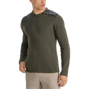 NAU Stealth Crew Neck Sweater - Men's