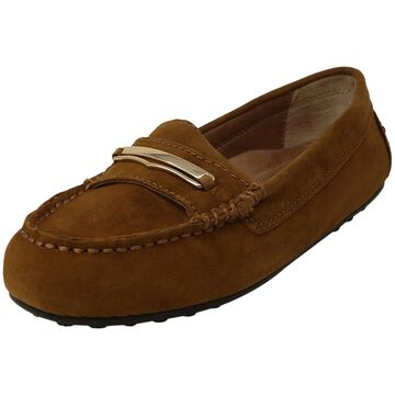 Vionic Women's Honor Ashby Ankle-High Leather Loafer