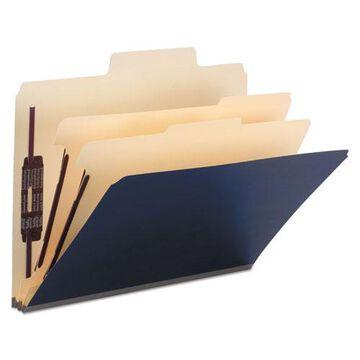 Smead SuperTab Colored Top Tab Classification Folders