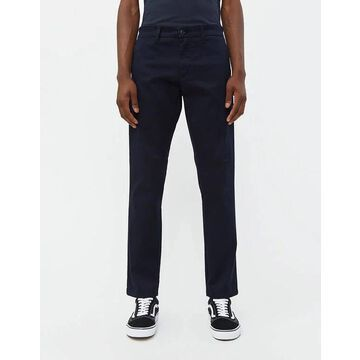 Sid Twill Pant in Dark Navy