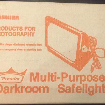 Premier 5x7 Safelight w/ OC Filter