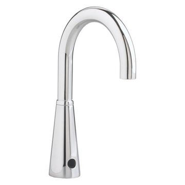 American Standard 6055.165 Electronic Gooseneck Bathroom Faucet with Selectroni