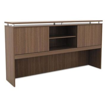 Alera Alera Sedina Series Hutch with Sliding Doors
