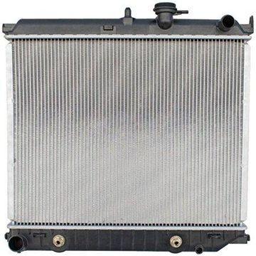 Denso 221-9057 Radiator