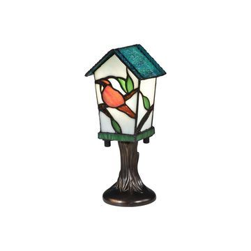 Dale Tiffany Aviary Desk Lamp