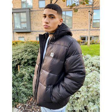 Element Alder Avalanche puffer jacket in black