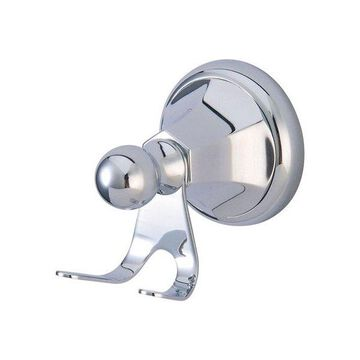 Kingston Brass Metropolitan Robe Hook, Polished Chrome