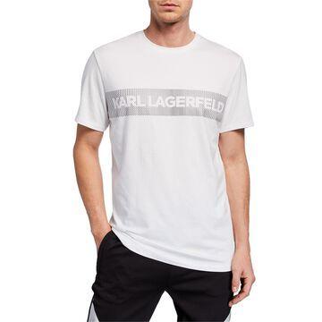 Men's Front Logo Overlay T-Shirt