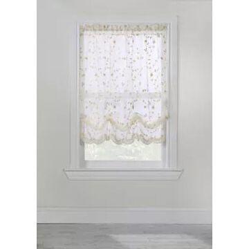 Commonwealth Home Fashions Grandeur Pole Top Balloon Curtain -