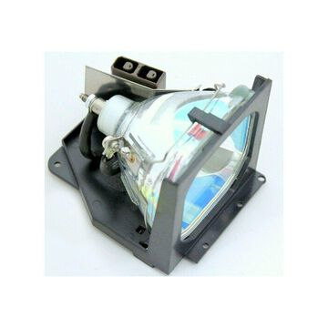 Sanyo PLC-SU20 with Philips OEM Projector Bulb and Housing