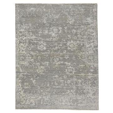 """Capel Makrana 300 Gray 3'6"""" x 5'6"""" Area Rug"""