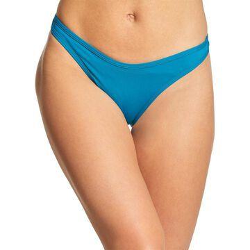 L-Space Sensual Solid Whiplash Bikini Bottom