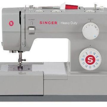 SINGER 4423 Heavy Duty Extra-High Sewing Speed Sewing Machine with Metal Frame a