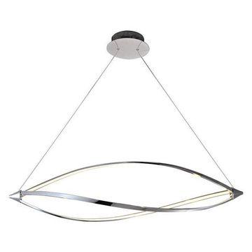 PLC Lighting 7300PC Plc1 Ceiling Tria Pendant