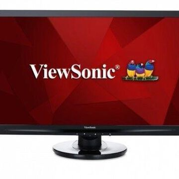 ViewSonic Monitor VA2446MH-LED 24 inch Full HD Monitor with HDMI Retail