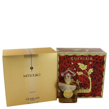 MITSOUKO by Guerlain Pure Parfum 1 oz for Women (Package of 2)