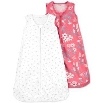 Carter's Baby Girls 2-Pack Sleep Bags